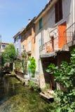 L'Isle-sur-la-Sorgue, France, Provence Stock Image