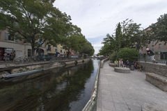 L'Isle-sur-la-Sorgue Royalty Free Stock Photo