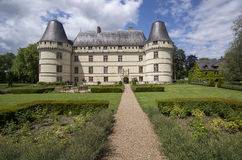 L'Islette城堡  免版税图库摄影