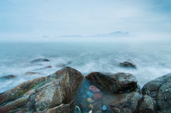 L'isola Fotografie Stock