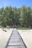 L'isola Immagini Stock