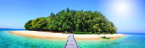 L'isola Immagini Stock Libere da Diritti
