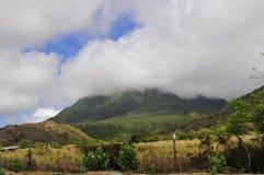 L'isola del Nevis, i Caraibi Immagine Stock