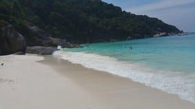 l'isola della Tailandia fotografia stock libera da diritti