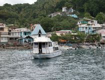 L'isola dello St Lucia Immagine Stock Libera da Diritti