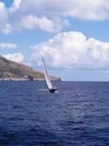 L'isola di Capri Immagini Stock