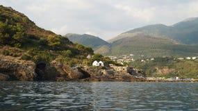l'isola di Dino foto de archivo libre de regalías
