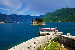 L'isola di San Giorgio Immagine Stock Libera da Diritti
