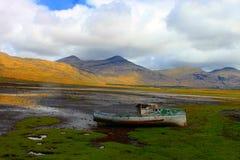 L'isola di sciupa fotografia stock libera da diritti