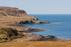 L'isola di sciupa la linea costiera Fotografia Stock Libera da Diritti