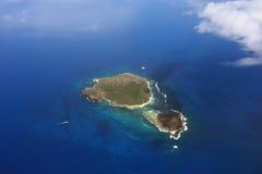 L'Isola Maurizio Fotografie Stock Libere da Diritti