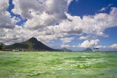 L'Isola Maurizio Fotografia Stock
