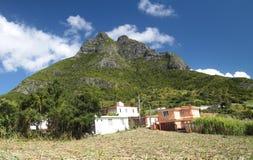 L'Isola Maurizio rurale Fotografia Stock Libera da Diritti