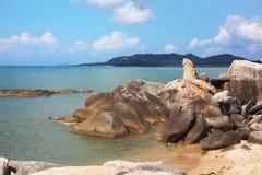 L'isola tailandese Samui Immagini Stock