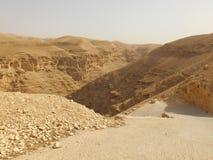 L'Israël, la Terre Sainte, été de 2016 Image libre de droits