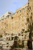 L'Israele. Gerusalemme. Immagine Stock