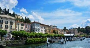 L'Italia, Bellagio Fotografia Stock Libera da Diritti