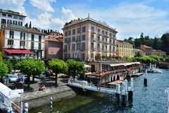 L'Italia, Bellagio Fotografie Stock Libere da Diritti