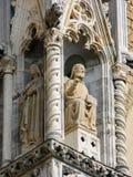 L'Italia Bergamo Citta Alta Fotografie Stock