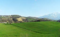 L'Italia calma Fotografia Stock