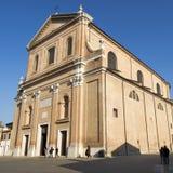 L'Italia Cattedrale di Comacchio Fotografia Stock Libera da Diritti