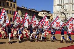 L'Italia, Firenze Fotografie Stock
