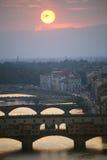 L'Italia, Firenze Fotografia Stock Libera da Diritti