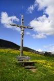 L'Italia, incrocio con Cristo Fotografia Stock