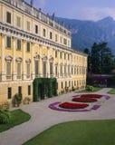 L'Italia - lago Garda - villa Bettoni Immagini Stock Libere da Diritti