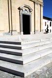 L'Italia Lombardia Cl della chiesa di sempione del casorate nel vecchio Fotografie Stock