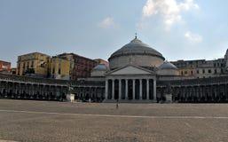 L'Italia, Napoli, Fotografie Stock Libere da Diritti