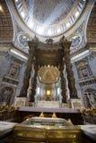 L'Italia, Roma, cattedrale del ½ s del ¿ del peterï della st Immagine Stock