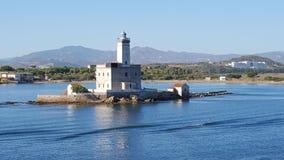 L'Italia - Sardinja - Olbia immagine stock libera da diritti