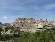 L'Italia sicily Ragusa Fotografia Stock