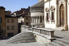 L'Italia, Toscana, Arezzo fotografia stock
