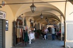 L'Italia, Toscana, la provincia di Firenze, Greve in Chianti fotografie stock libere da diritti