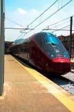 L'ITALIA - Treno Italo Fotografie Stock Libere da Diritti