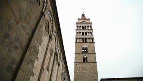 L'Italia tuscany Vecchia Siena stock footage