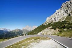 L'Italia, Veneto, dolomia Fotografia Stock