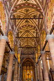L'Italia, Verona, basilica di Anastasia immagine stock libera da diritti
