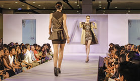 L'italiana d'Accademia s'associent f.fashion Image stock
