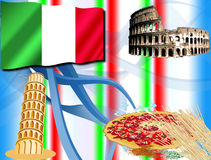 l'Italie Photo stock