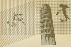 l'Italie Photo libre de droits