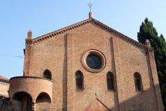 L'Italie, Bologna, église de santo Stefano Image libre de droits