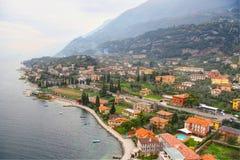 L'Italie du nord Image stock