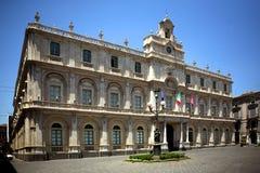 l'Italie du sud : La Sicile Photographie stock