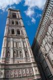 l'Italie, Florence Les Di célèbres Firenze de Duomo de point de repère Image libre de droits