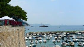 L'Italie hébergent également des vues Image stock