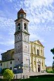 l'Italie Hurch de ¡ de Ð en San Zeno di Montagna images libres de droits
