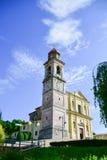 l'Italie Hurch de ¡ de Ð en San Zeno di Montagna photographie stock libre de droits